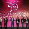 Nhựa Bình Minh nhận Giải thưởng Top 50 Công Ty Kinh Doanh Hiệu Quả Nhất Việt Nam năm 2019