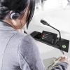 Bosch mở rộng dòng sản phẩm Hội nghị với Bàn gọi Dicentis lắp chìm hoàn toàn mới