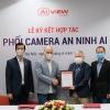 Bkav và Biển Bạc hợp tác phân phối camera an ninh AI View, góp phần tăng cường năng lực bảo vệ an ninh quốc gia