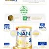 Nestlé Việt Nam giới thiệu sản phẩm mới Nan Supreme Pro 3