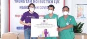 GE trao tặng 3.000 bộ đồ bảo hộ cho lực lượng tuyến đầu chống dịch