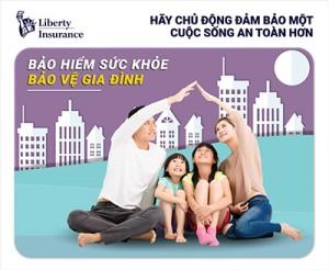 Sản phẩm mới nhất của Bảo hiểm Liberty mang đến lá chắn toàn diện hơn cho gia đình Việt