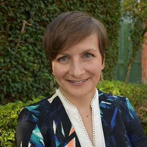 Bà Karolina Rutkowska - Trưởng văn phòng dự án VVOB tại Việt Nam (bắt đầu từ tháng 7 năm 2021)