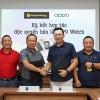 Thế Giới Di Động kí kết phân phối độc quyền chiếc smartwatch đầu tiên của OPPO