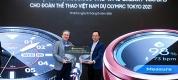 Đồng hành cùng đoàn thể thao Việt Nam tham dự Olympic Tokyo 2021
