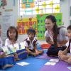 VVOB đồng hành cùng các đối tác quốc tế và địa phương nâng cao chất lượng giáo dục mầm non và giải quyết các rào cản học tập liên quan đến giới