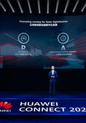 Huawei: Đổi mới không ngừng để số hóa nhanh hơn